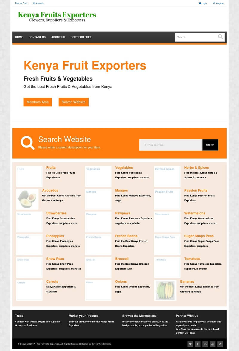 kenya fruits exporters